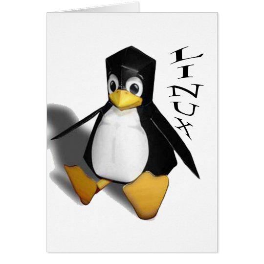 linux card
