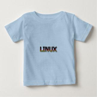 LINUX Cartoon Baby T-Shirt