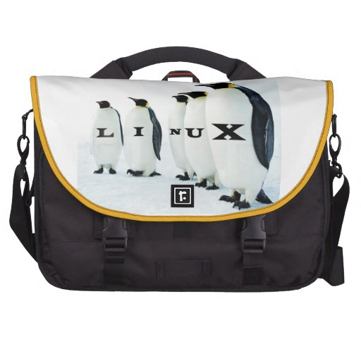 linux del pingvin bolsas para ordenador