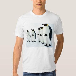 linux del pingvini playeras