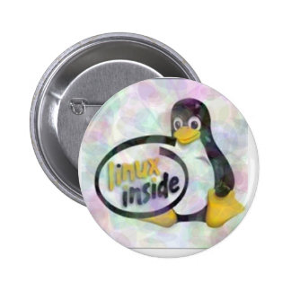 LINUX DENTRO de Tux el logotipo del pingüino de Li