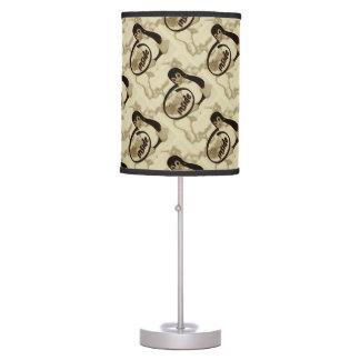 LINUX DENTRO de Tux las lámparas del pingüino de Lámpara De Escritorio