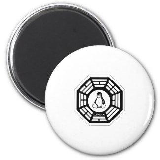 Linux Dharma Magnet