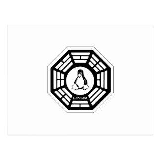 Linux Dharma Postcard