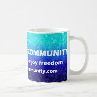 Linux Distro Community Coffee Mug