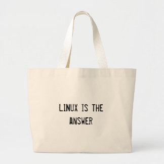 LINUX es la respuesta Bolsa