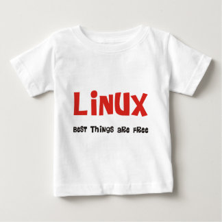 Linux Geek and more Products & Designs! Baby T-Shirt