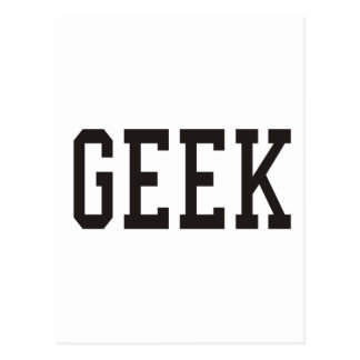Linux Geek and more Products & Designs! Post Card