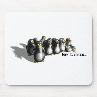 Linux Group Mouse Pad