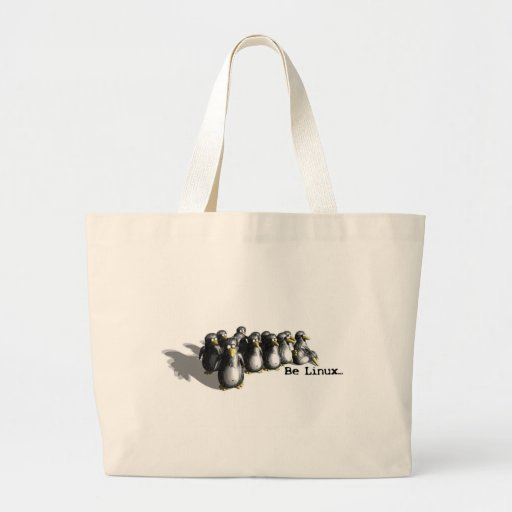Linux Group Tote Bag
