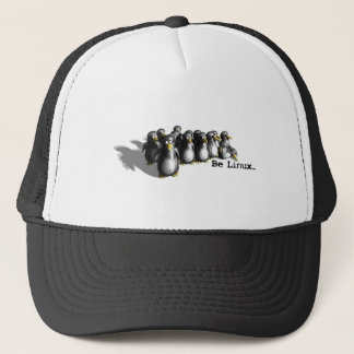 Linux Group Trucker Hat