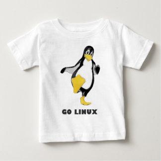 linux infant t-shirt