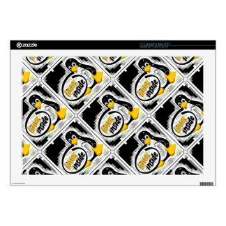 LINUX INSIDE Tux the Linux Penguin Logo Skins For Laptops