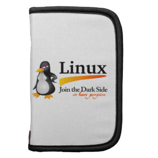 Linux: Join The Dark Side. We have penguins Planners