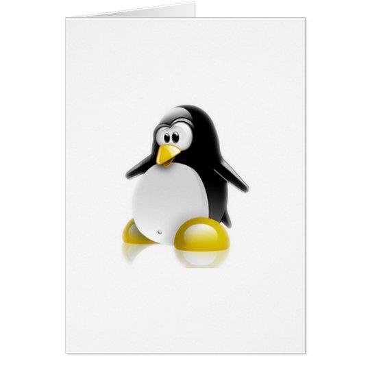Linux Jump Card
