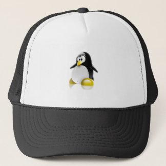 Linux Jump Trucker Hat