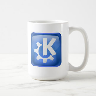 Linux KDE Coffee Mug
