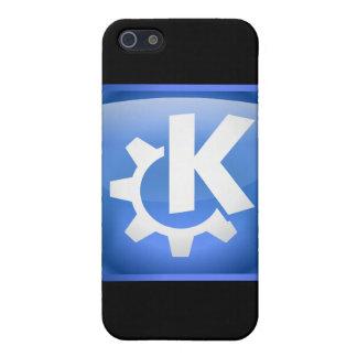 Linux KDE iPhone 5 Funda