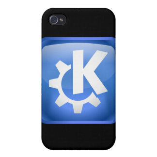 Linux KDE Case For iPhone 4