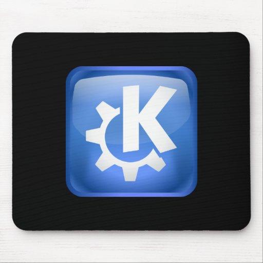 Linux KDE Mousepad