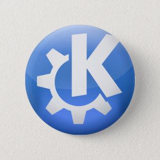 Linux KDE Pinback Button