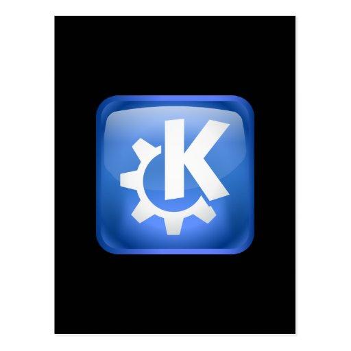 Linux KDE Postales