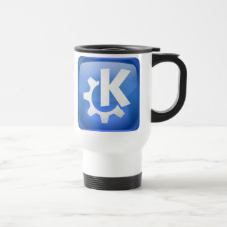 Linux KDE Travel Mug