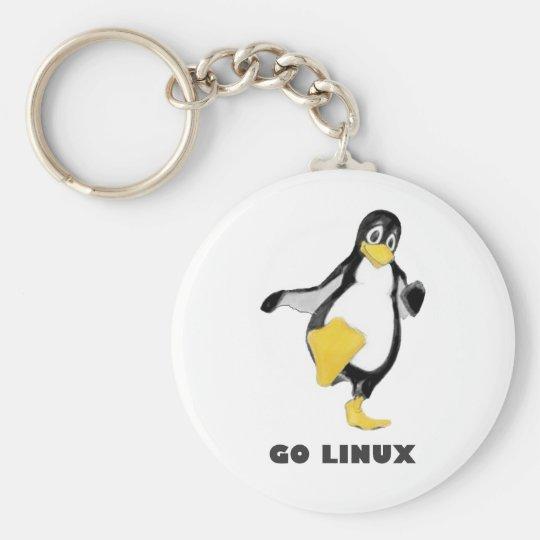 linux keychain
