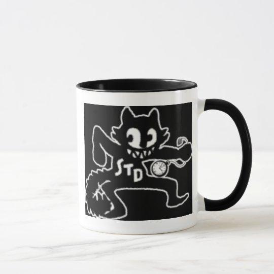 linux knoppix std mug