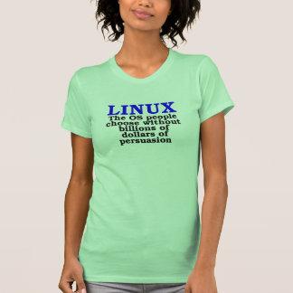 Linux. La gente del OS elige… Playera