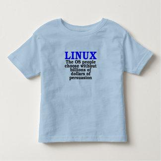 Linux. La gente del OS elige… Playeras