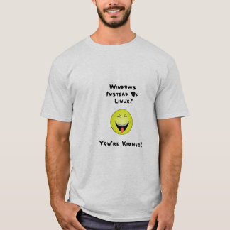 Linux Laugher T-Shirt