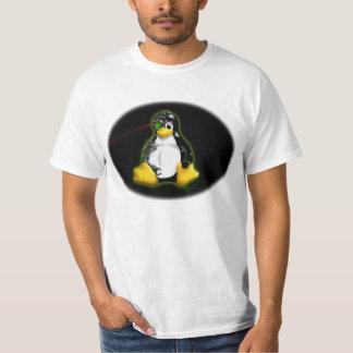Linux le asimilará remera