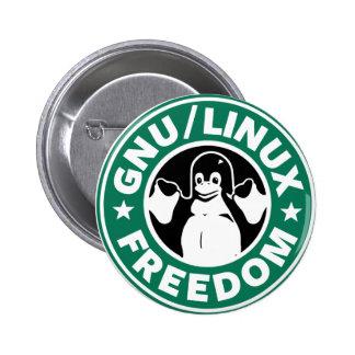 linux  libre boton