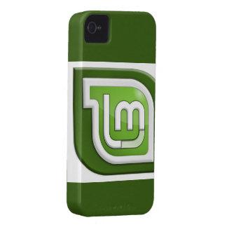 Linux Mint Logo iPhone 4 Case-Mate Case