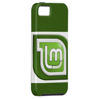 Linux Mint Logo iPhone SE/5/5s Case