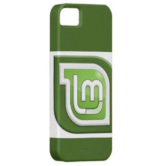 Linux Mint Logo iPhone SE/5/5s Case
