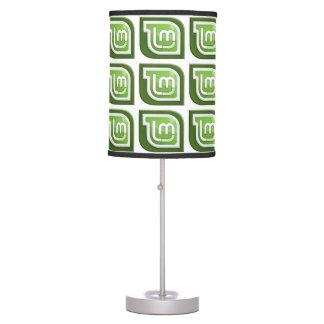 Linux Mint Logo Lamp