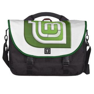 Linux Mint Logo Commuter Bag