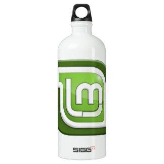 Linux Mint Logo SIGG Traveler 1.0L Water Bottle