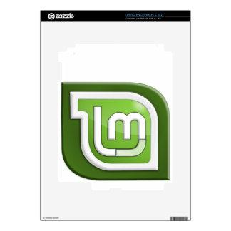 Linux Mint Logo iPad 2 Skins