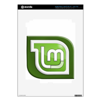 Linux Mint Logo Decal For iPad 3