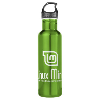 Linux Mint Water Bottle