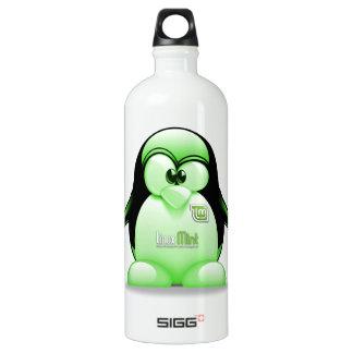 Linux Mint with Tux Logo SIGG Traveler 1.0L Water Bottle