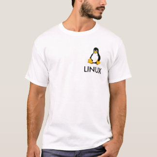 LINUX Old Text www.alinuxworld.com T-Shirt