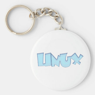 Linux Original products! Keychain