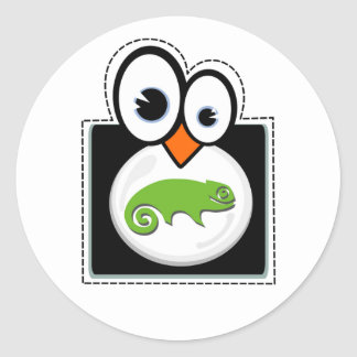 Linux Penguin Suse Sticker