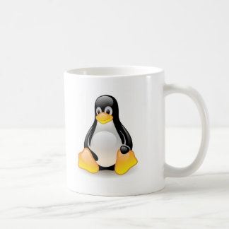 linux-penguin-tux coffee mug