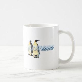 Linux Penguins Coffee Mug