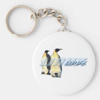 Linux Penguins Key Chains